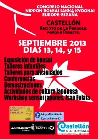 Cartel I Congreso